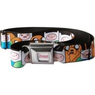 Adventure Time Finn and Jake Seatbelt Belt Clothing