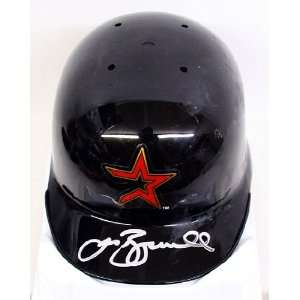 Jeff Bagwell Signed Mini Houston Astros Helmet Psa/dna