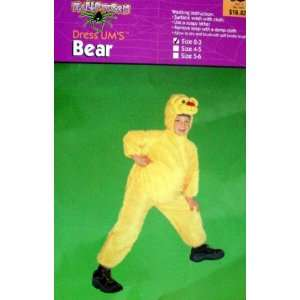 Halloween Dress Ums Bear Costume Toys & Games