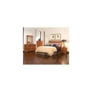 Place Full/Queen Panel Headboard Bedroom Set by Standard Furniture