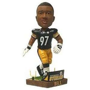 Kendrell Bell Forever Collectibles Bobblehead