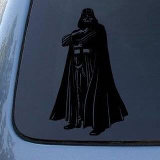Star Wars Darth Vader car bumper sticker decal 4 x 4