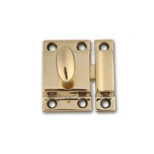 Cabinet Door Latch Brass Home Improvement