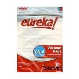 Eureka CN 4 Canister Vacuum Cleaner Bags   3 Bags