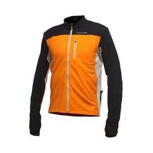 Cannondale Mens Twentyfour12 Cycling Jersey (Tangerine