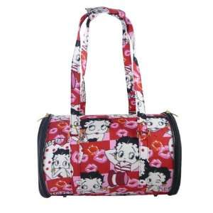 Betty Boop Cat Dog Tote Pet Carrier   Collage Pattern Pet