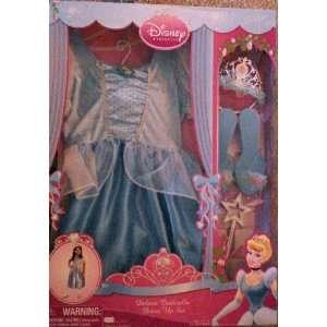 Disney Princess Deluxe Dress up Set  Cinderella