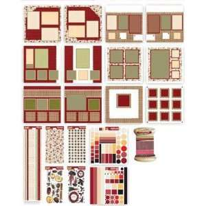 12 Inch by 12 Inch Chapters Page Kit, Holiday Arts, Crafts & Sewing