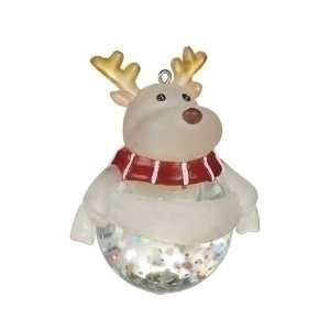 LED Lighted Reindeer Christmas Ornaments