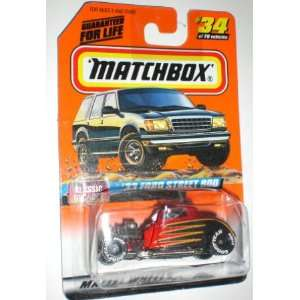 Matchbox 1997 Series 5 Classic Decades 158 33 Ford Street