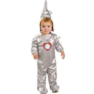 com Lets Party By Rubies Costumes Wizard of Oz Tinman Infant Costume