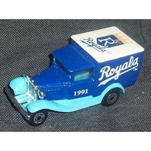 1991 Matchbox MLB Diecast 164 Scale Ford Model A Delivery Truck