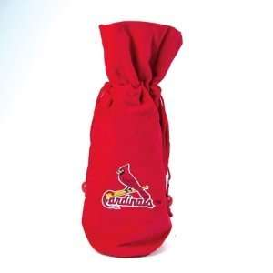 St. Louis Cardinals MLB Drawstring Velvet Bag (14)