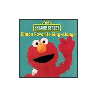 Elmos Favorite Sing Alongs Sesame Street Music