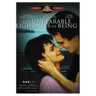 The Unbearable Lightness of Being Daniel Day Lewis
