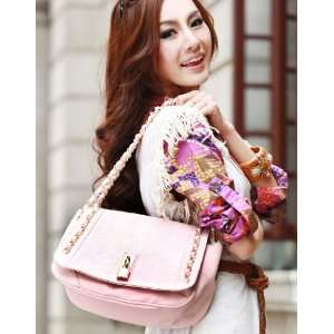 Lock Women Cute Lovely Fashion Sexy New Pink 170350