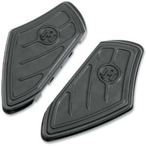 Performance Machine Contour Floorboards   Passenger   Black 0036 1001