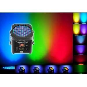 Chauvet Freedom Par Wireless RGB LED Wash Fixture w/ D Fi