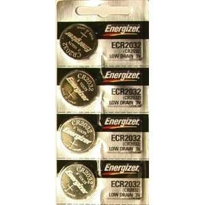 Tec Scout Replacement Coin Cell Batteries   4 Pack