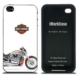 Harley Davidson Cases Covers for iPhone 4 4S Series IMCA