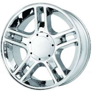 20x9 Replica Harley Davidson 6x135 +30mm Chrome Wheels