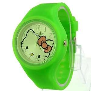 Miss Peggy Jos   Hello Kittys LX069 Soft Silicone Quartz