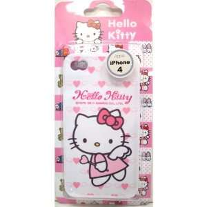 HELLO KITTY ANGEL 4G I PHONE CASE  SILICON TYPE Cell