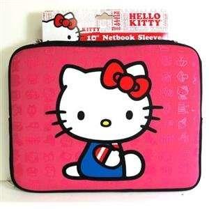 Hello Kitty Laptop Sleeve Pink (20409G PNK)   Office