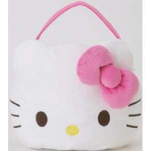 Hello Kitty Plush Halloween Treat Basket Toys & Games