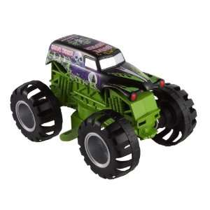 Hot Wheels Monster Jam Grave Digger Truck : Toys & Games :