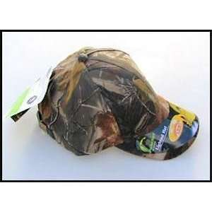 Lighted Cap in RealTree Hardwoods Camouflage   Ultra