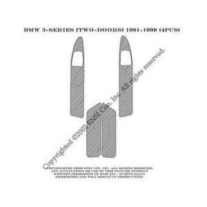 BMW 3 Series E36 (2) Doors Panels Dash Trim Kit 92 99   4