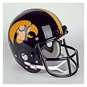 Iowa Hawkeyes NCAA Authentic Vintage Full Size Helmet