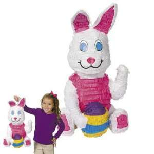 Easter Bunny Piata   Party Decorations & Pinatas Health