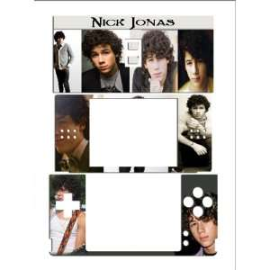 DS Lite Nick Jonas Skin Nintendo DS Jonas Brothers So COOL