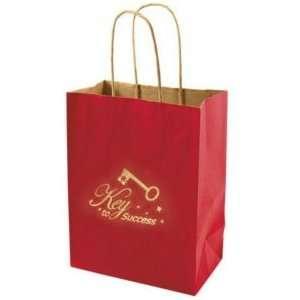 Kraft Paper Gift Bag   Key to Success