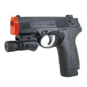 Spring Sport Guns PX4 Storm Pistol FPS 125 Laser Airsoft Gun