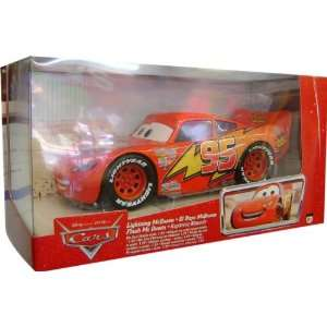 CARS   Lightning McQueen 124th Scale Die Cast Vehicle Toys & Games