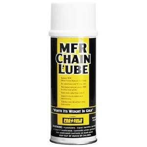 Pro Gold Lubricants MFR Chain Lube   12oz. Aerosol Can