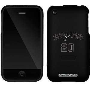 Coveroo San Antonio Spurs Manu Ginobili Iphone 3G/3Gs Case