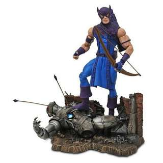 Marvel Select Exclusive Action Figure Hawkeye  Toys & Games
