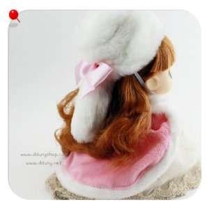 Snow Princess DDung doll Toys & Games
