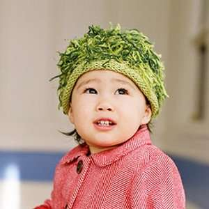 com Designer Baby Toddler Girls Green Shaggy Mop Top Hat 6M 4T Baby