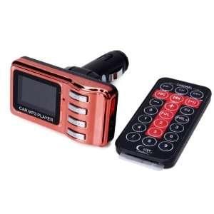 Portable Car Kit  Player Wireless FM Transmitter w