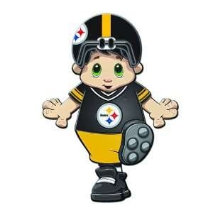 NFL Pittsburgh Steelers Window Cling Sports Decoration