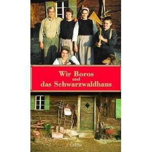 Wir Boros u. d. Schwarzwaldhaus (9783785721490) Ismail
