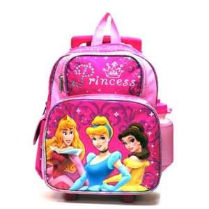 Backpack / Luggage / Pink 3 Princess  Toys & Games
