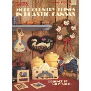 More Country Things in Plastic Canvas (Leisure Arts Craft