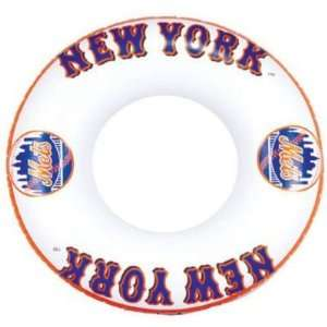 New York Mets Inner Pool Float Tube Swim Ring 36 Inner