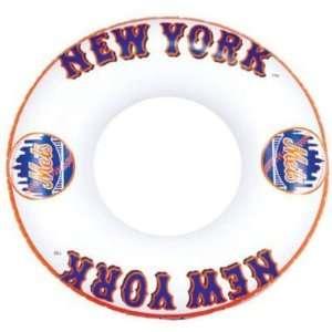 New York Mets Inner Pool Float Tube Swim Ring 36 Inner